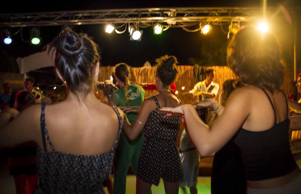 balli dance animazione blackmarlin