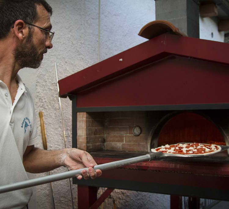 pizzeria blackmarlin