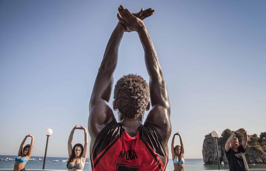 fitness ginnastica risveglio muscolare blackmarlin