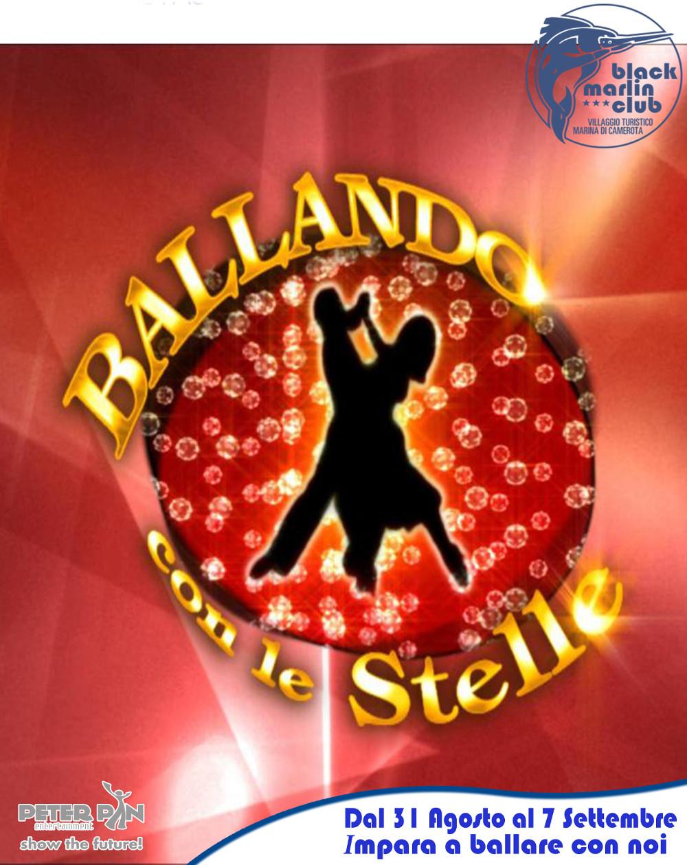 Settimana speciale settembre 2019 vuoi ballare al blackmarlin con i maestri di ballando con le stelle